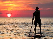 Le stand up paddle (SUP)