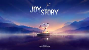 A Joy Story : Joy and Heron
